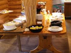 自然派レストラン